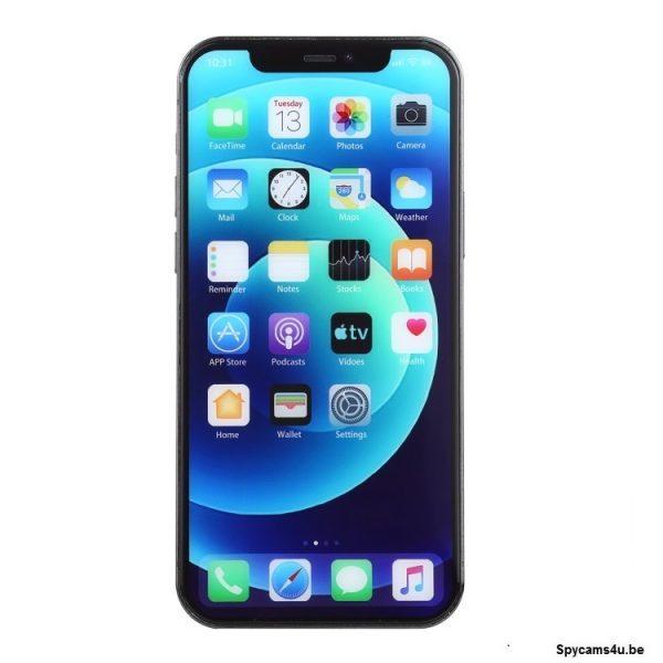 iPhone 12 Pro dummy Zwart