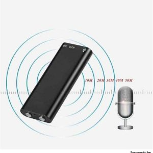 Afluister apparaat, voice recorder